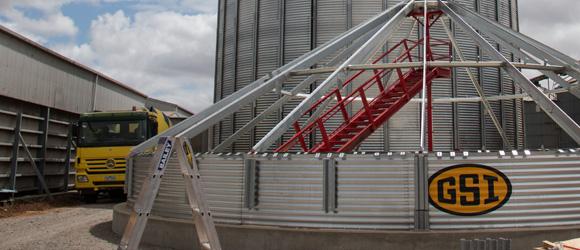 Keoghs silo construction