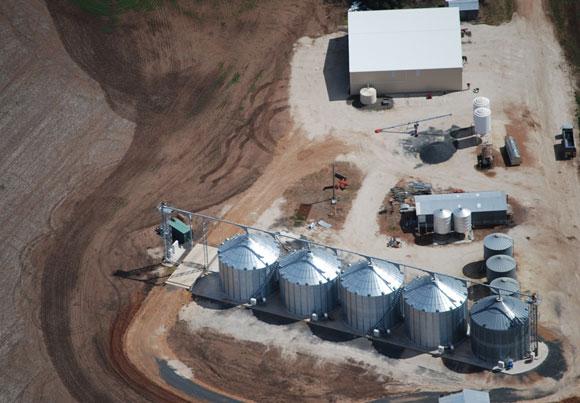 Grain Handling Storage System installation Gunnedah